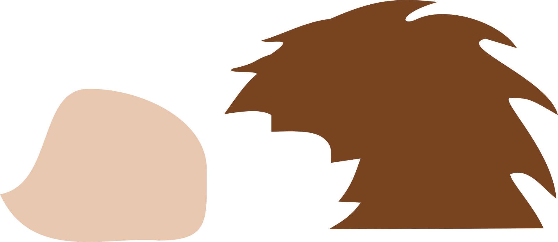 hedgehog for children. Black Bedroom Furniture Sets. Home Design Ideas